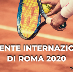 quote vincente internazionali tennis roma 2020