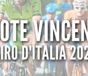 quote vincitore giro italia 2021