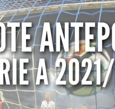 quote scudetto 2022 vincente serie A