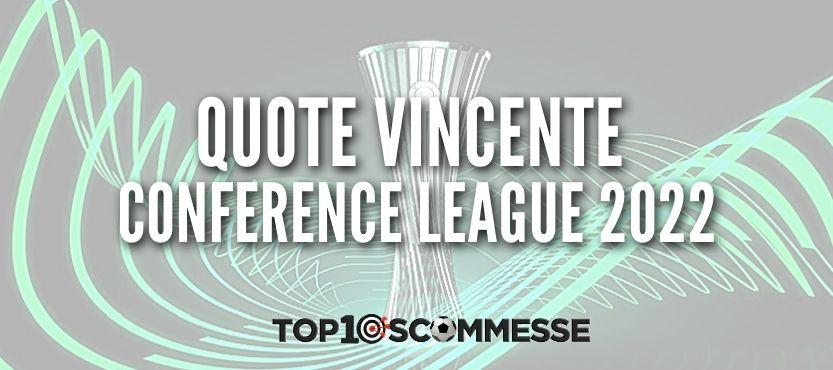 conference league quote vincente